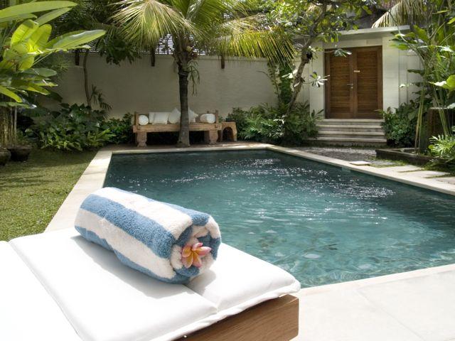 Private pool - 2 bedroom villa