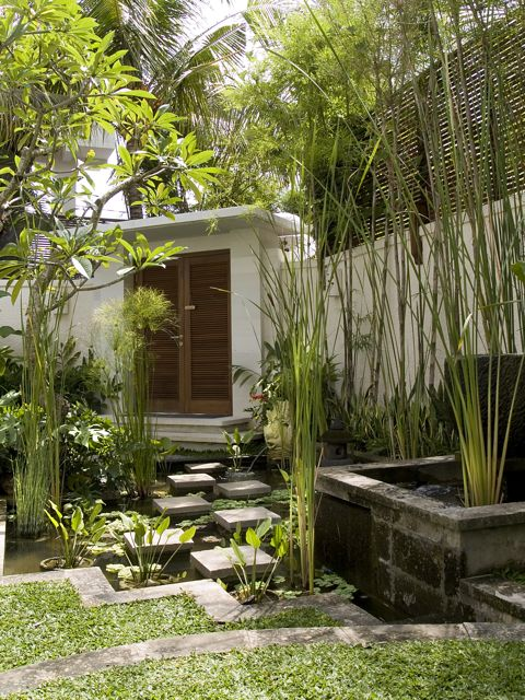 Villa 3 Bedroom Garden