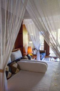 Pool Villa Club Bedroom in the second floor