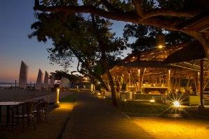 Prama Sanur Beach's Bamboo Bar