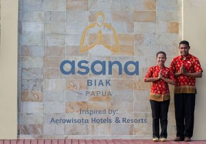 Welcome to Asana Biak, Papua