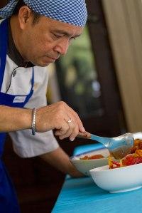 Chef Cliff Alexander - Asana Biak, Papua
