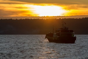 Another Sunset at Biak Numfor