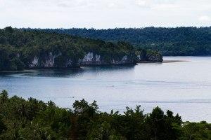 Urfu Cliff, Biak, Papua