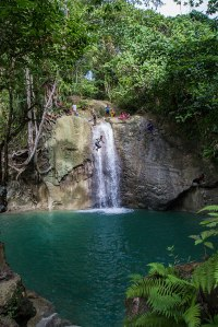Wasfarak Waterfall, North Biak, Papua